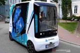 Mobil otonom bertenaga hidrogen pertama di dunia 2