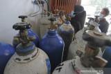 Pemerintah impor tabung oksigen untuk pasien  COVID-19