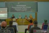 Kelompok Sanggar Seni Tradisi Ronggeng Pasaman dapat pelatihan peningkatan SDM