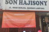 Bandarlampung sebut Bakso Son Hajisony hanya setorkan pungutan Rp150 juta perbulan