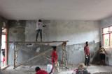 Pembangunan gedung sekolah selama program TMMD capai 70 persen