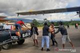 Kemensos salurkan bantuan logistik ke pengungsi Yalimo Papua