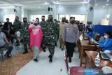 Panglima TNI apresiasi nakes bekerja setiap hari