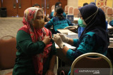 Perusahaan Kalla kembali gelar vaksinasi massal, target 1000 orang sehari