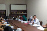 Panas! rapat komisi IV DPRD-Dinsos bahas dana duka