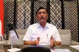 Luhut: Mobilitas warga Jatim dan Bali diperketat