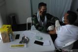 Layanan Vaksin Di Bandara SMB II Palembang