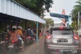 Komunitas batu akik Palembang ramaikan  Srwijaya Expo 2021