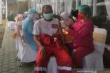 SKK Migas-PetroChina Jabung  lakukan vaksinasi  pekerja migas Jambi