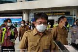 47 orang positif di pintu masuk bandara Sam Ratulangi