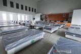 Isolasi Pasien  Orang Tampa Gejala COVID-19 Di Kantor Walikota Jakarta Utara