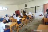 Sekolah di Jayawijaya mulai lakukan simulasi KBM tatap muka