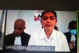 Aniaya wartawan, mahasiswi ini divonis enam bulan penjara