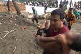 Anak yang terseret ombak di Pantai Padang meninggal dunia