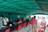 RSUD Mataram menutup pendaftaran vaksinasi tahap pertama
