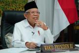 Wapres Ma'ruf: Tol Langit modal penting menuju  Indonesia digital