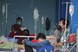Kasus harian COVID-19 Lampung : Pringsewu sumbang 54 kasus dan Lampung Timur 80 kasus