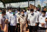 Pemprov Kepri  tetapkan lokasi pembangunan jembatan Batam Bintan