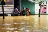 Ribuan jiwa di Aceh terdampak banjir akibat hujan lebat