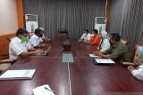 Gubernur minta KONI Sulteng  tingkatkan manajemen pembinaan olahraga