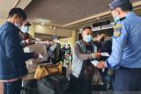 Penerbangan di Bandara Batam belum alami peningkatan