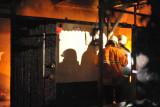 Asrama Kodam Diponegoro Jateng terbakar