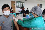 Bandara Sam Ratulangi Manado dukung pemberian 1 juta vaksin per hari