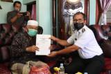 Warga Makassar hibahkan lahannya untuk dibangun kantor kelurahan