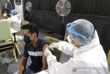 Sebanyak 14,44 juta jiwa telah mendapat vaksin dosis lengkap