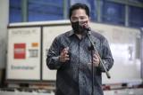Erick Thohir berduka atas meninggalnya ketua uji klinis vaksin Sinovac Bio Farma
