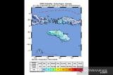 Gempa tektonik 5,2 magnitudo guncang Sumba Tengah