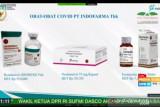 Indofarma genjot produksi Ivermectin hingga dua kali lipat