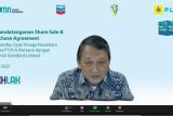 Menteri ESDM saksikan alih kelola pembangkit Rokan  dari Chevron ke PLN
