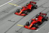Ferrari ungkap fasilitas simulator baru  kembangkan mobil F1 2022