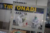 Layanan tes antigen di Terminal Tirtonadi