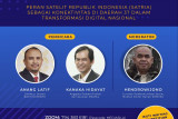 Bakti Kemkominfo: Indonesia akan luncurkan tiga  satelit hingga 2030