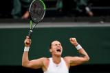 Sabalenka menuju semifinal Wimbledon