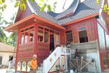 Menyaksikan keunikan rumah adat Minangkabau di Solok