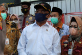 Menko PMK minta Lampung tambah pasokan tabung oksigen penuhi kebutuhan medis