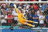 Euro 2020 - Inggris vs Denmark, babak pertama imbang 1-1