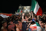 Seribuan suporter Italia terbang ke London untuk final Euro 2020