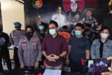 Polisi Ringkus Pelaku Curanmor di Delapan TKP