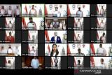 Menpora mengukuhkan atlet Indonesia untuk Olimpiade Tokyo secara virtual