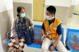 JKN-KIS temani ibu ini berjuang melawan kanker serviks