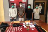 Polisi Ringkus 4 Pelaku Pengedar Narkoba di Bima