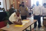 Pemkab: Penumpang dari Jakarta ke Timika wajib kantongi hasil test PCR