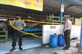 Dua perusahaan pelanggar PPKM di Semarang disegel