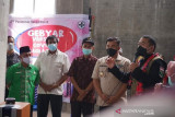 Wagub Sumbar apresiasi percepatan vaksinasi di Dharmasraya