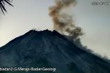 Gunung Merapi meluncurkan enam kali awan panas guguran