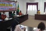 DPRD Kalteng sarankan perpustakaan di zona hijau tetap beroperasi